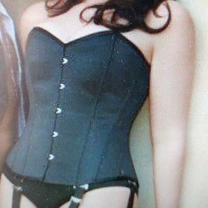 Hips & Curves Intimates & Sleepwear - New  Satin Corset
